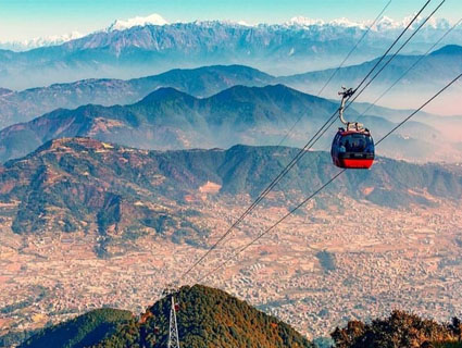 Chandragiri Hills-Day Tours