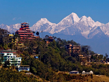 Nagarkot Mountain view Hiking-Day Tour