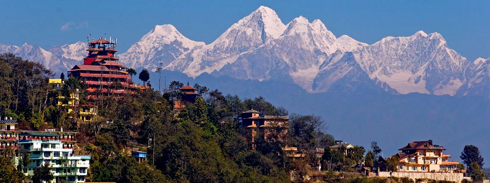 Nagarkot Mountain view-Day Tour