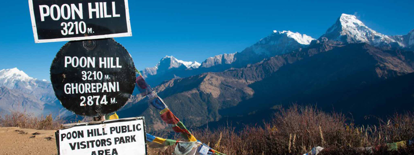 Annapurna Sunrise Trek (Poon Hill Trek)