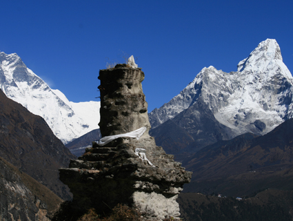 Everest Base Camp - Chola Pass - Gokyo Trek